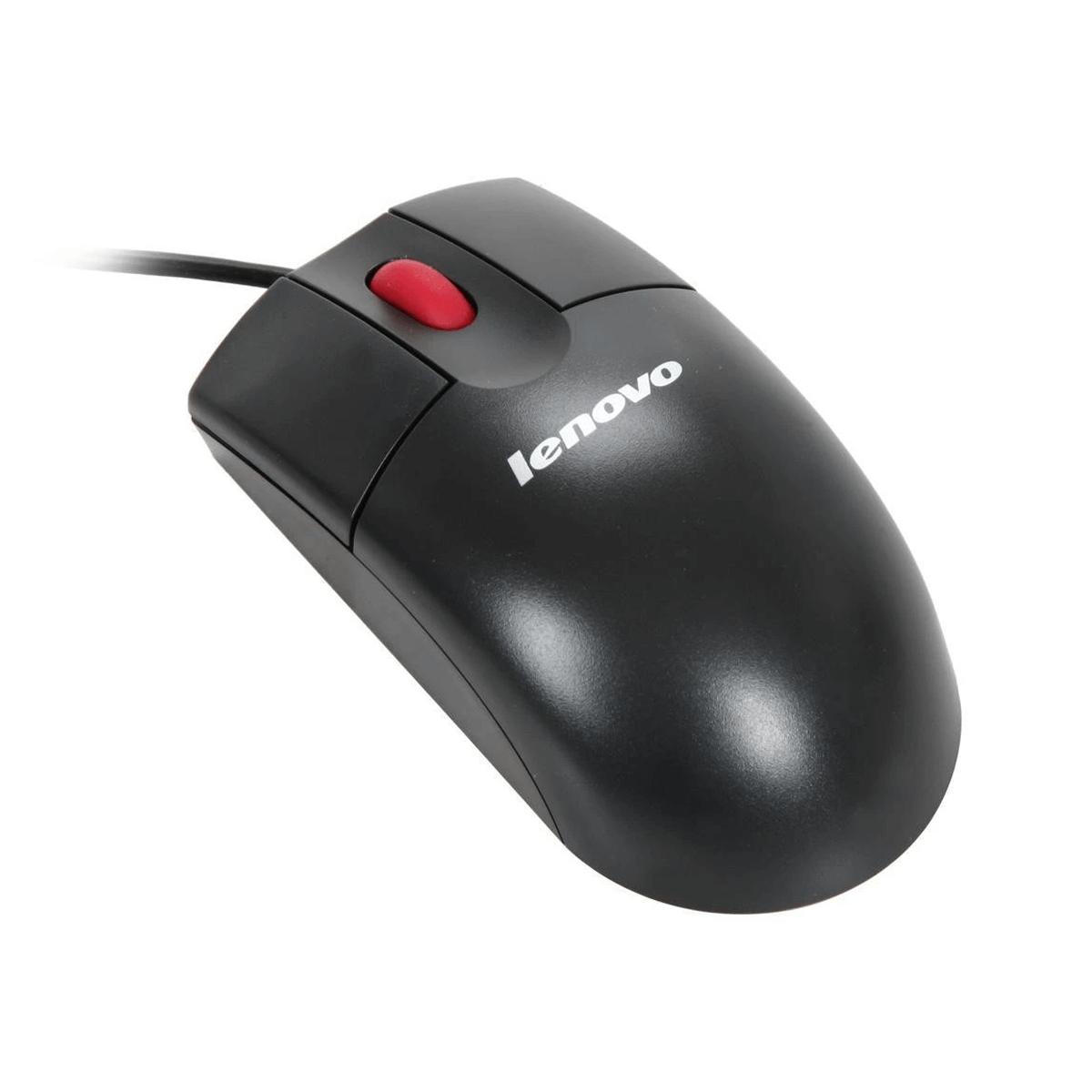 ThinkPlus USB Optical Wheel Mouse