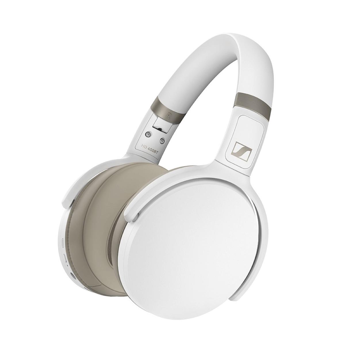 Sennheiser HD 450 BT (White)