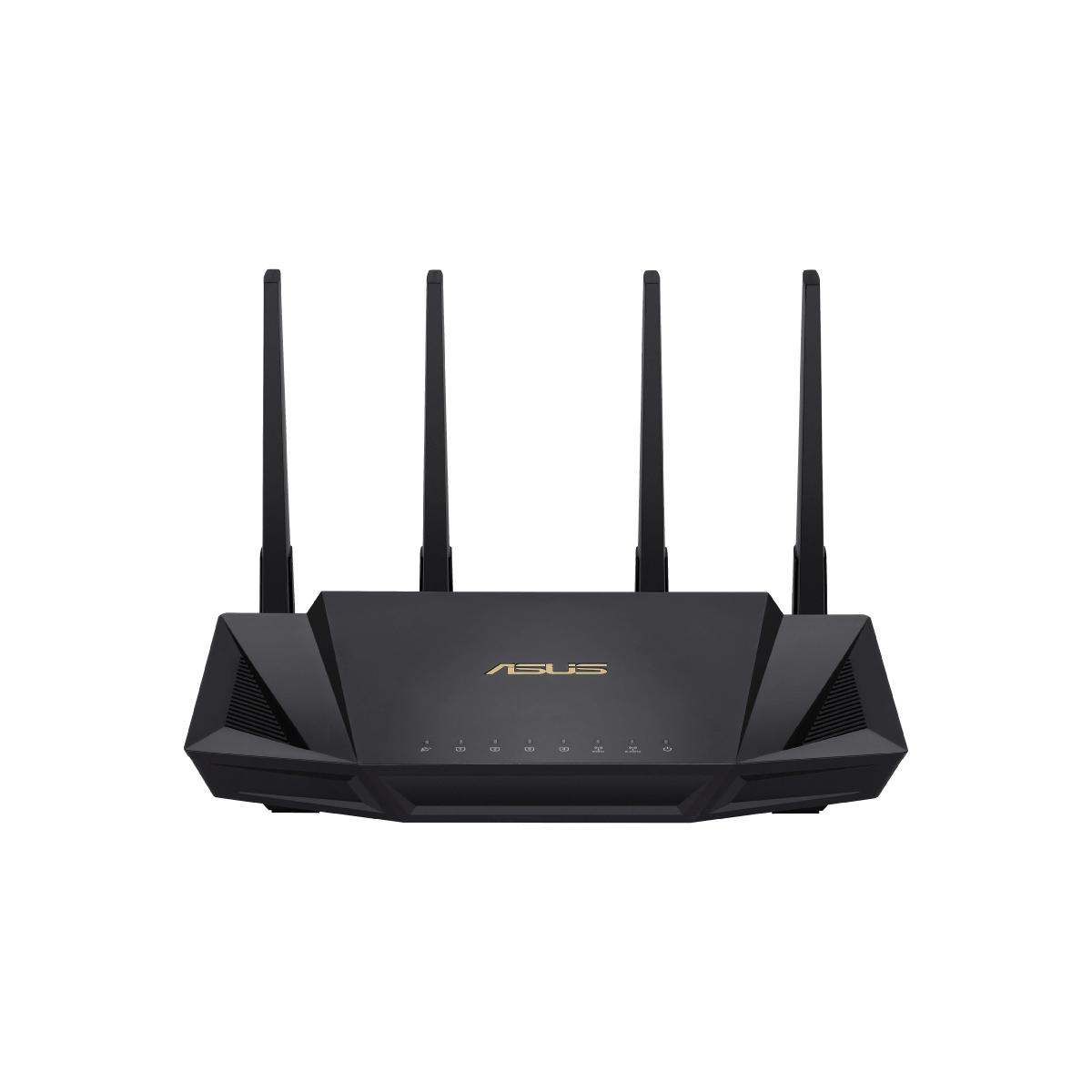 AX3000 雙頻 WiFi 6 (802.11ax)  無線路由器