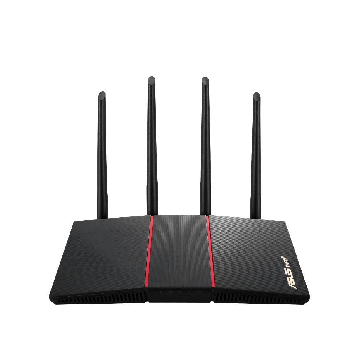 AX1800 雙頻 WiFi 6 (802.11ax)  無線路由器