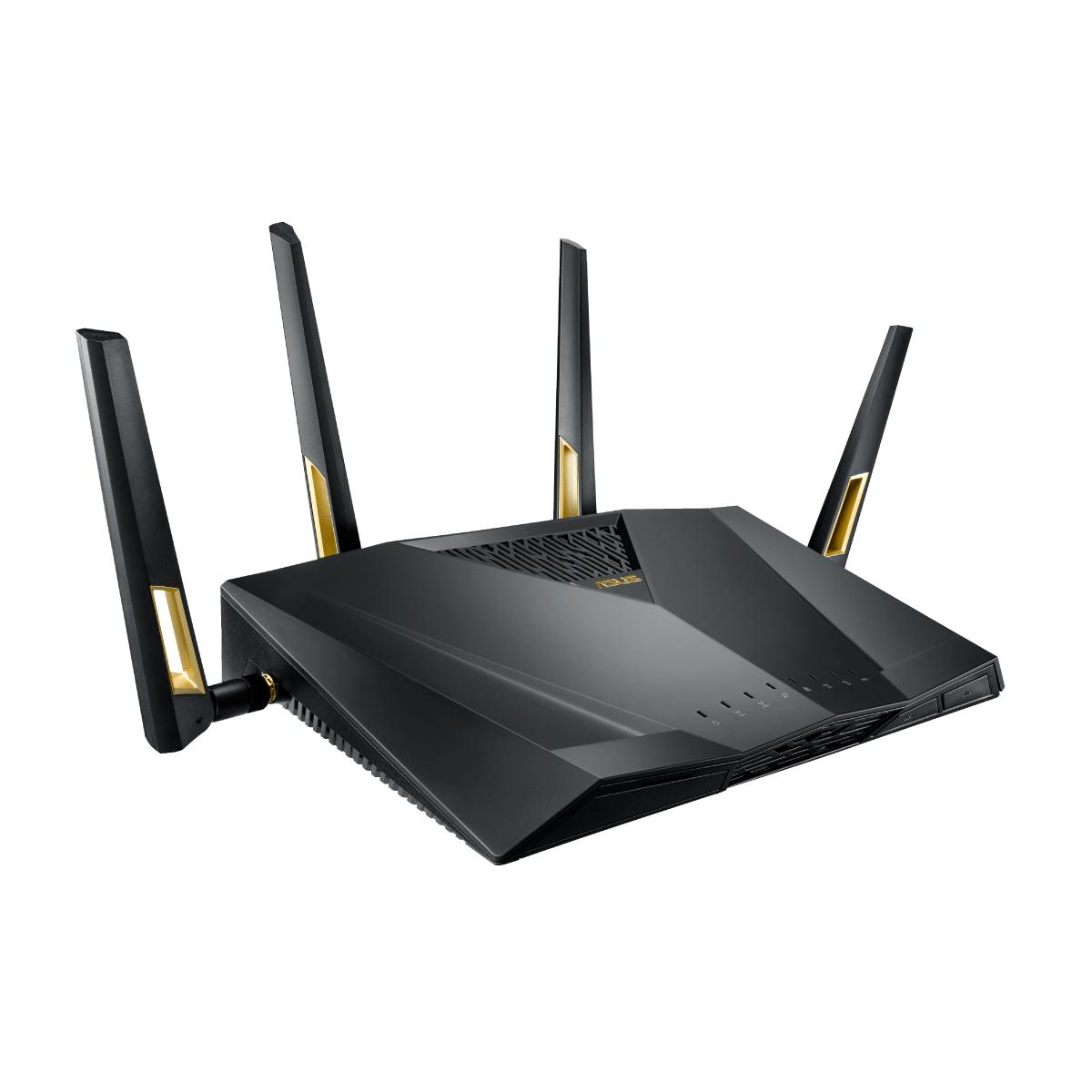 AX6000 雙頻 WiFi 6 (802.11ax)  無線路由器