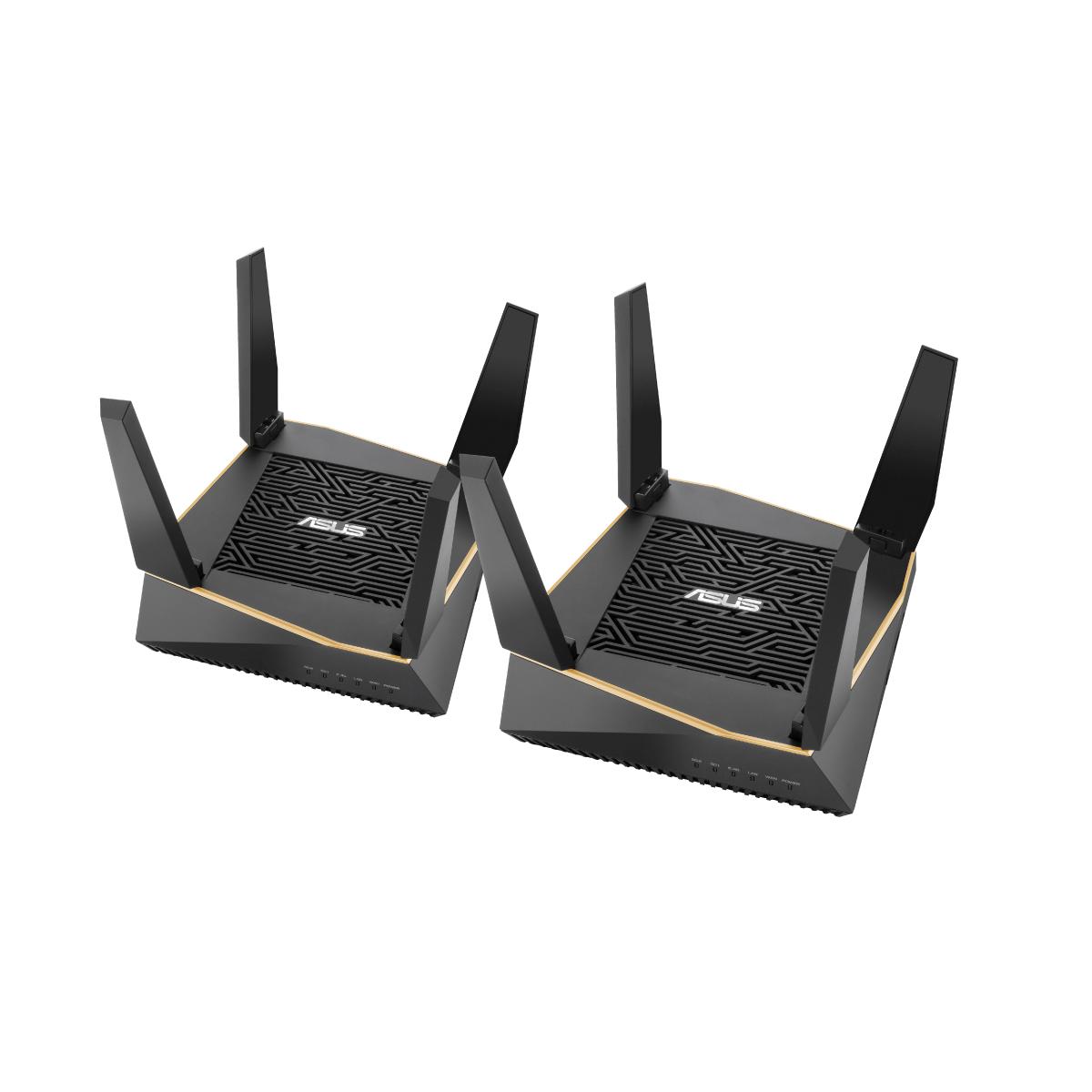 AX6100 三頻 WiFi  網狀網路系統
